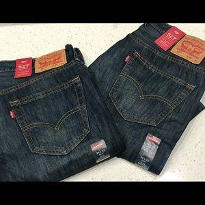 2 Men's Levi's Jeans NWT 💥💥